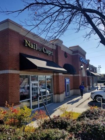 Nails of Capri-Nail salon in Suwanee, GA 30024